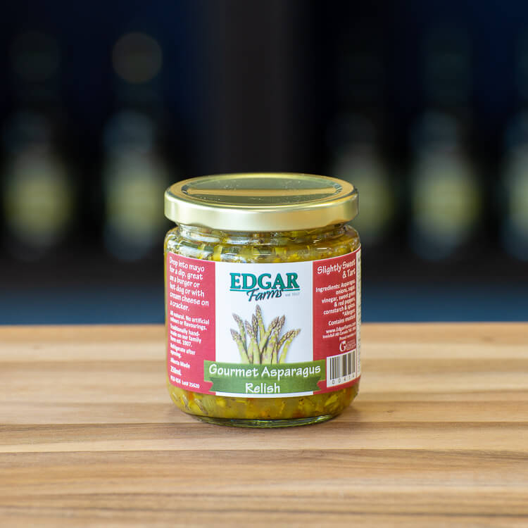 Asparagus Relish Edgar Farms
