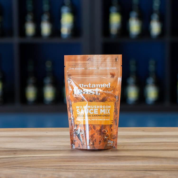 Untamed Feast Wild Mushroom Sauce Mix