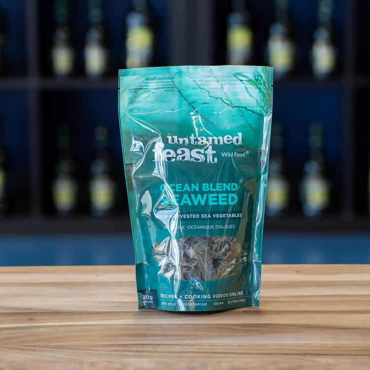 Untamed Feast Ocean Blend Seaweed